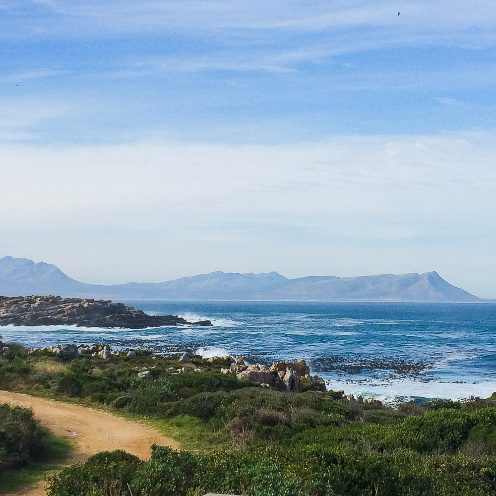 Betty's Bay with our dear friends Sonet & Arnold